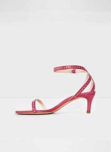 Aldo Laupen-Tr - Fuşya Kadin Topuklu Sandalet Fuşya